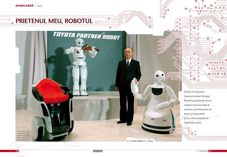 Toyota 32 35 roboti