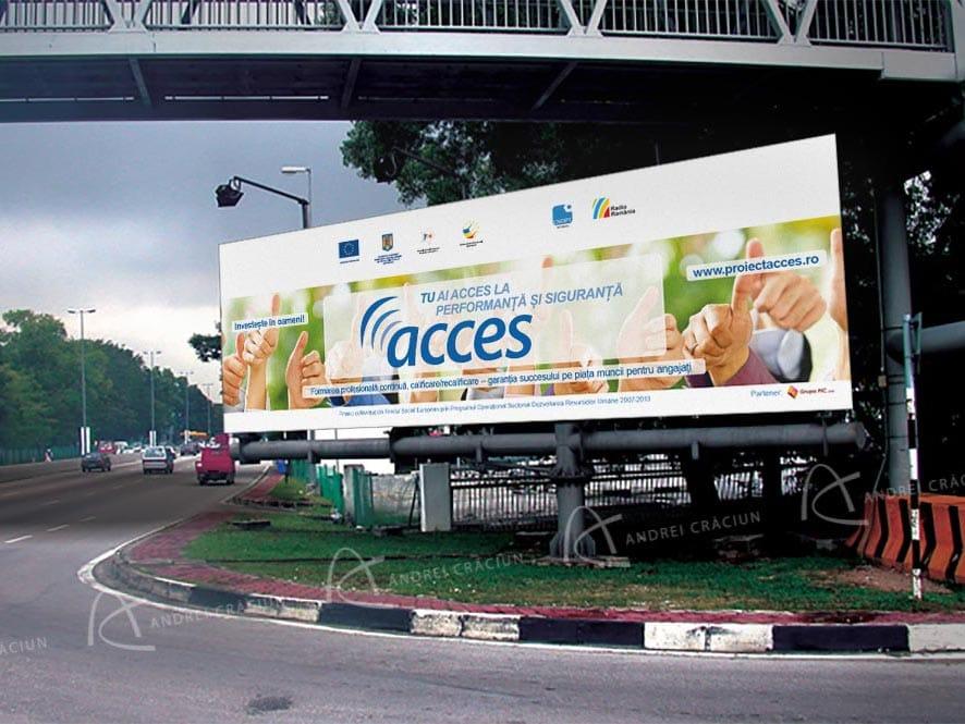 acces billboard 2 B
