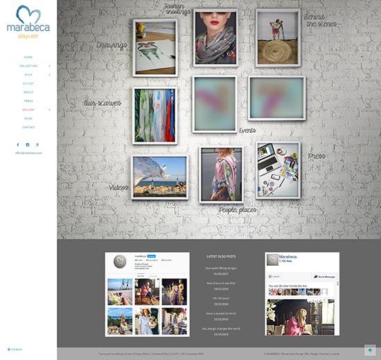 Marabeca • Website